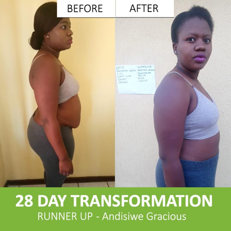 Gracious Andiswa_before after