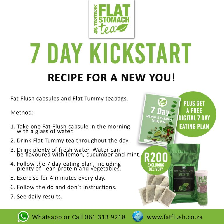 7 day kickstart_recipe for a new you