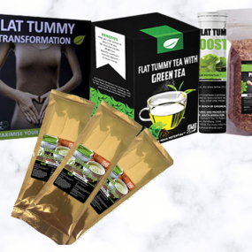 Flat Tummy Transformation Combo