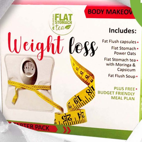 Weight Loss Body Makeover