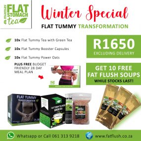 Winter special_ Flat Tummy Transformation STARTERPACK